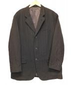YS for men(ワイズフォーメン)の古着「テーラードジャケット」|ブラウン
