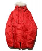 JOYRICH(ジョイリッチ)の古着「N-2Bジャケット」|レッド