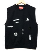 DIESEL(ディーゼル)の古着「GR UNIFORMA」|ブラック