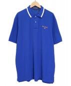 POLO SPORT(ポロスポーツ)の古着「ポロシャツ」|ブルー