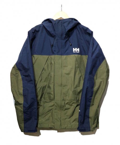 HELLY HANSEN(ヘリーハンセン)HELLY HANSEN (ヘリーハンセン) Scandza Light Jacket ネイビー サイズ:Lの古着・服飾アイテム