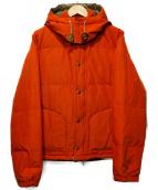 SIERRA DESIGNS(シェラデザインズ)の古着「60/40 DOWN SIERRA JKT」 オレンジ