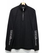 DIESEL(ディーゼル)の古着「T-DIEGO-LS-DOLCE」|ブラック