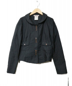 GIVENCHY(ジバンシィ)の古着「デザインセットアップ」|ブラック