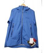 Marmot(マーモット)の古着「Comodo Jacket」|ブルー