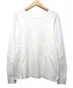 ANATOMICA(アナトミカ)の古着「サーマルカットソー」|ホワイト