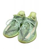 adidas(アディダス)の古着「YEEZY BOOST 350 V2 YEEZREEL」 イエロー