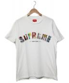 Supreme(シュプリーム)の古着「City Arc Tee」|ホワイト
