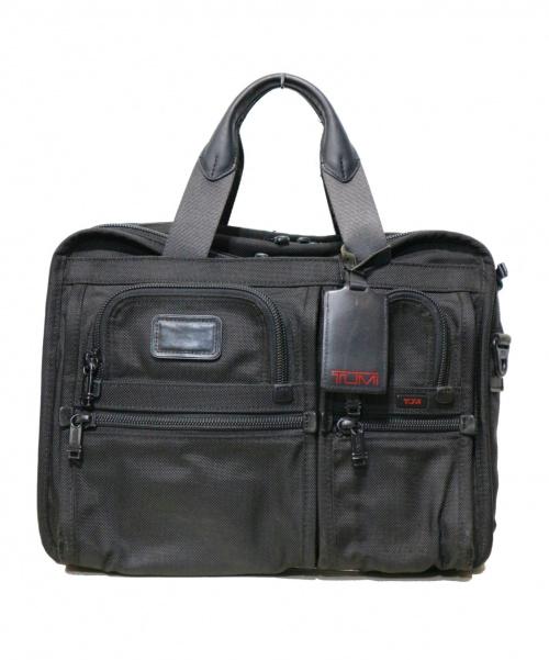 TUMI(トゥミ)TUMI (トゥミ) ビジネスバッグ ブラックの古着・服飾アイテム
