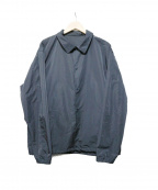 KUON(クオン)の古着「BORO COACH JACKET」|ネイビー
