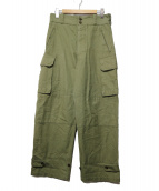 FRENCH ARMY(フレンチアーミー)の古着「M-47 PANTS」|カーキ