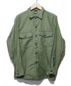 US ARMY(米軍)の古着「ベトナムジャケット」|カーキ