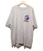 Gosha Rubchinskiy(ゴーシャ ラブチンスキー)の古着「DJ Oversize T-Shirt」|グレー