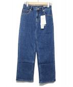 Calvin Klein Jeans(カルバンクラインジーンズ)の古着「デニムパンツ」|インディゴ