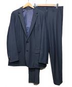 LANVIN en Bleu(ランバンオンブル)の古着「2Bスーツ」 ネイビー