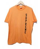 Supreme(シュプリーム)の古着「Thrasher Tee」|オレンジ