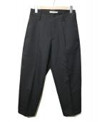 CellarDoor(セラドール)の古着「トラウザーパンツ」|ネイビー