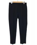 UNITED ARROWS(ユナイテッドアローズ)の古着「ソロテックスグレンプレートパンツ」|ネイビー