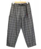 GRAMICCI(グラミチ)の古着「WOOL BLEND RESORT PANTS」|グレー