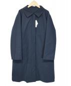 TABASA(タバサ)の古着「中綿コート」|ネイビー
