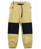NIKE ACG(ナイキエーシージ)の古着「TRAIL PANT CLUB」|ベージュ