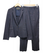 UNITED ARROWS(ユナイテッドアローズ)の古着「UPBT NEO-ST セットアップスーツ」 ネイビー