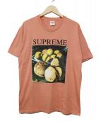 Supreme(シュプリーム)の古着「supreme still life tee」|ピンク