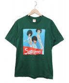 Supreme(シュプリーム)の古着「Tabboo! Group Tee」|グリーン