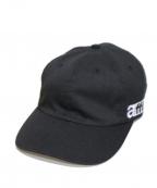 affix(アフィックス)の古着「6パネルキャップ」|ブラック