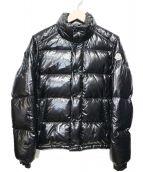 MONCLER(モンクレール)の古着「ナイロンダウンジャケット」|ネイビー