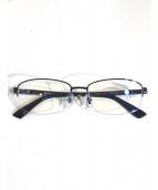 BURBERRY(バーバリーズ)の古着「眼鏡」|ブラック