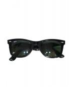 RAY-BAN(レイバン)の古着「WAYFARER CLASSIC」 ブラック