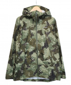 PHENIX(フェニックス)の古着「Mountain CAMO 2.5L Jacket」|グレー