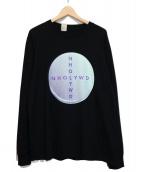 N.HOOLYWOOD(エヌハリウッド)の古着「L/S T-SHIRTS」|ブラック