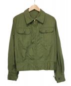 Australian Army(オーストラリア陸軍)の古着「Drill Work Jacket」|カーキ