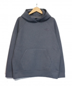 THE NORTH FACE()の古着「puff hoodie」|グレー