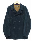 RRL(ダブルアールエル)の古着「Alderson Corduroy Jacket」|ブルー