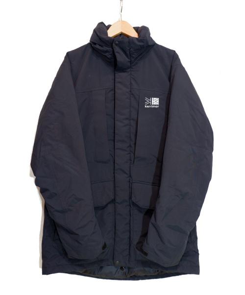 Karrimor(カリマー)Karrimor (カリマー) グローバルダウンコート ブラック サイズ:L 冬物の古着・服飾アイテム