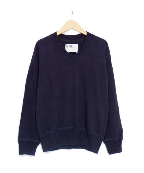 MHL(エムエイチエル)MHL (エムエイチエル) LINEN COTTON SLUB ブラック サイズ:Ⅱ 春物の古着・服飾アイテム