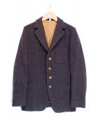 45R(フォーティファイブアール)の古着「ウールジャケット」|ブラウン