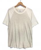 Maison Margiela10(メゾンマルジェラ10)の古着「Tシャツ」|アイボリー
