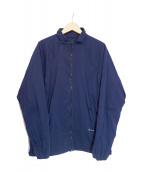 GOLDWIN(ゴールドウィン)の古着「ライト ウォーマー ジャケット」|ネイビー