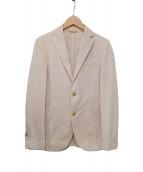 L.B.M.1911(エルビーエム1911)の古着「アンコンジャケット」|ベージュ
