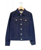 Traditional Weatherwear(トラディショナルウェザーウェア)の古着「デニムジャケット」|インディゴ