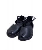 suicoke(スイコック)の古着「足袋サンダル」|ブラック
