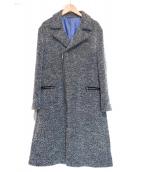 LANVIN en Bleu(ランバンオンブルー)の古着「チェスターコート」 グレー