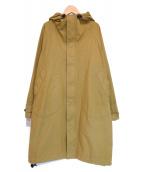 45R(フォーティファイブアール)の古着「フーデッドコート」|カーキ