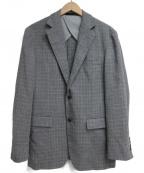 五大陸(ゴタイリク)の古着「アンコンジャケット」 グレー