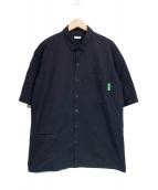 WILLY CHAVARRIA(ウィリーチャバリア)の古着「WORK SHIRT」|ブラック