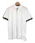 Zanone(ザノーネ)の古着「ポロシャツ」|ホワイト